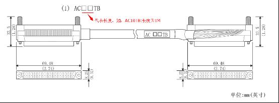 端子排a6tbxy36和专用电缆ac10tb使用方法【附带接线