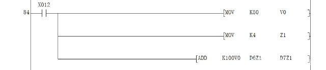 三菱PLC数据存储器