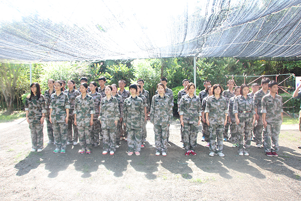 Highland electromechanical September 2014 - Dapeng eastern base for outdoor activities expand video 1
