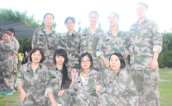 SunnyTeam September 2014 - Dapeng eastern base for outdoor activities expand